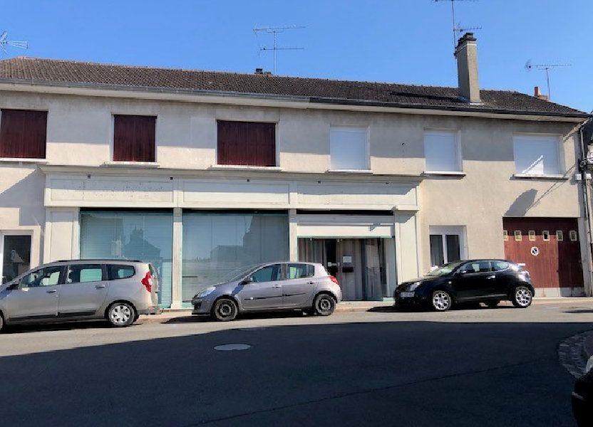 Immeuble à vendre 660m2 à Romorantin-Lanthenay