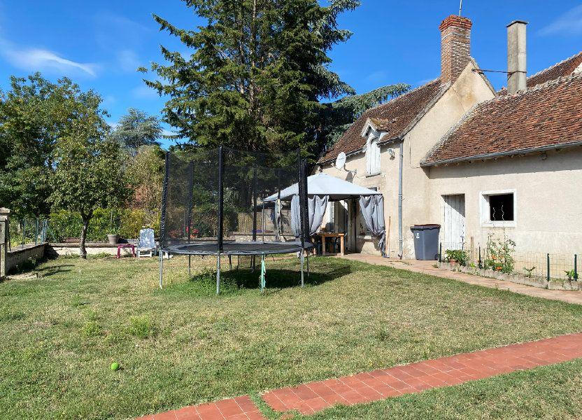Maison à vendre 90.59m2 à Selles-sur-Cher