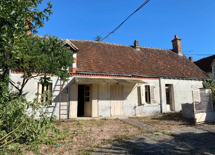 Maison à vendre 74.05m2 à Selles-sur-Cher