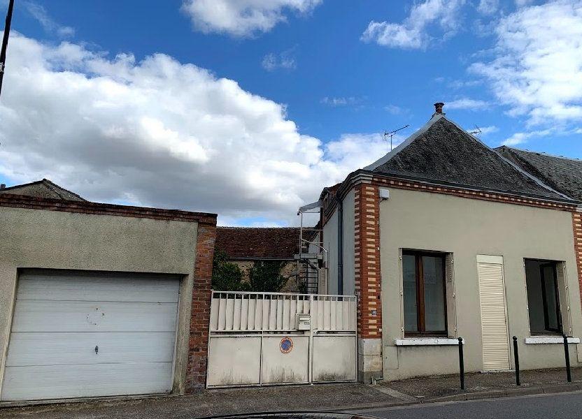 Maison à vendre 97.8m2 à Chabris