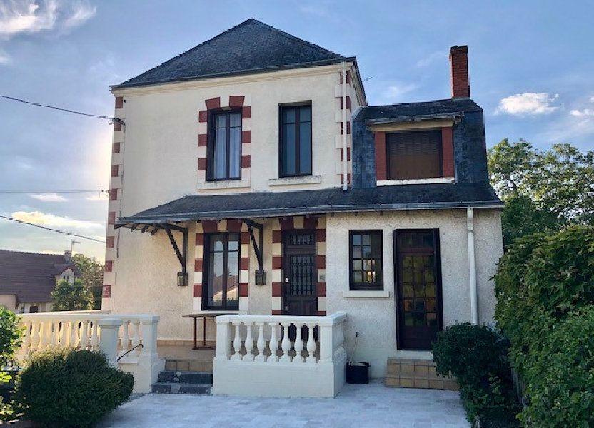 Maison à vendre 192m2 à Graçay