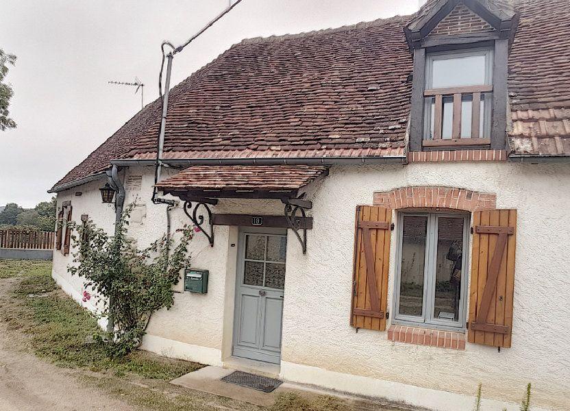 Maison à vendre 151.62m2 à Saint-Julien-sur-Cher