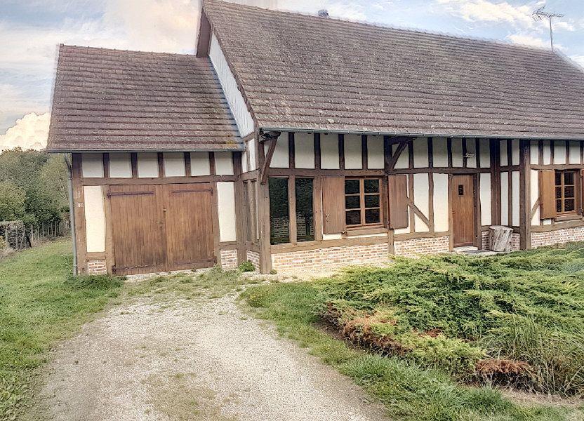Maison à vendre 102.48m2 à Saint-Viâtre
