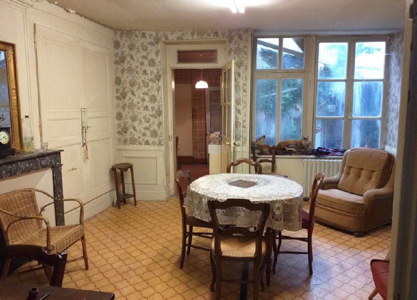 Maison à vendre 90.29m2 à Selles-sur-Cher