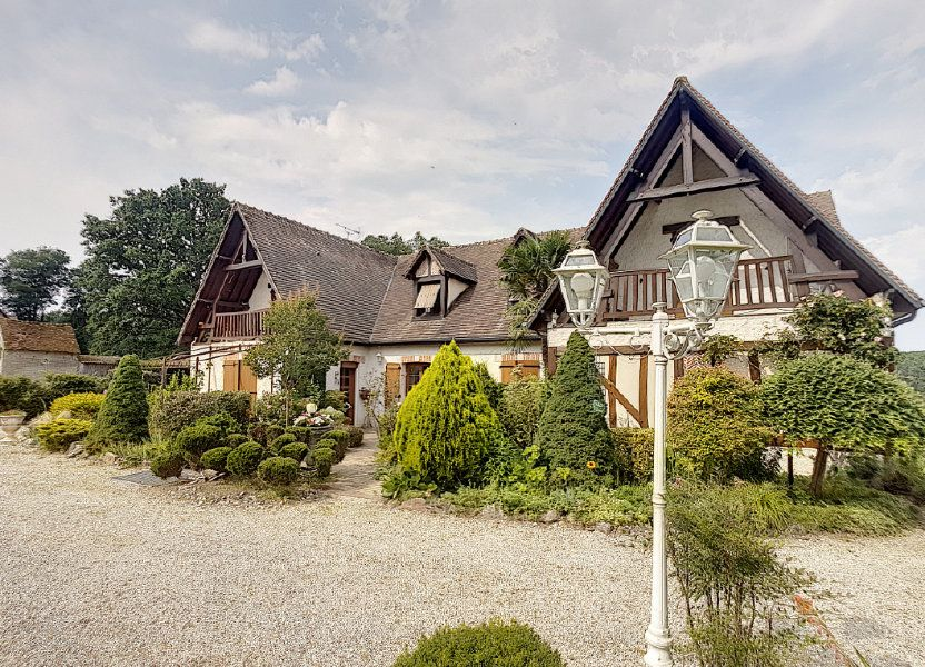 Maison à vendre 285m2 à Pruniers-en-Sologne