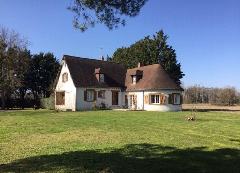 Maison à vendre 196m2 à Chémery