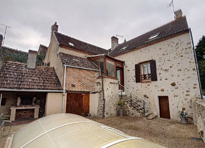 Maison à vendre 95m2 à Dun-le-Poëlier