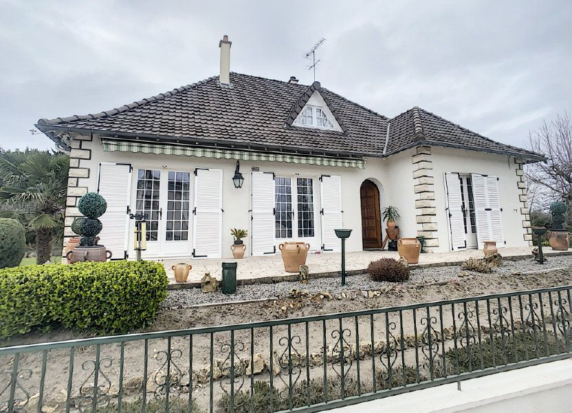 Maison à vendre 147m2 à Romorantin-Lanthenay