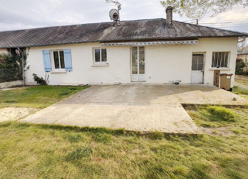 Maison à vendre 82.98m2 à Romorantin-Lanthenay