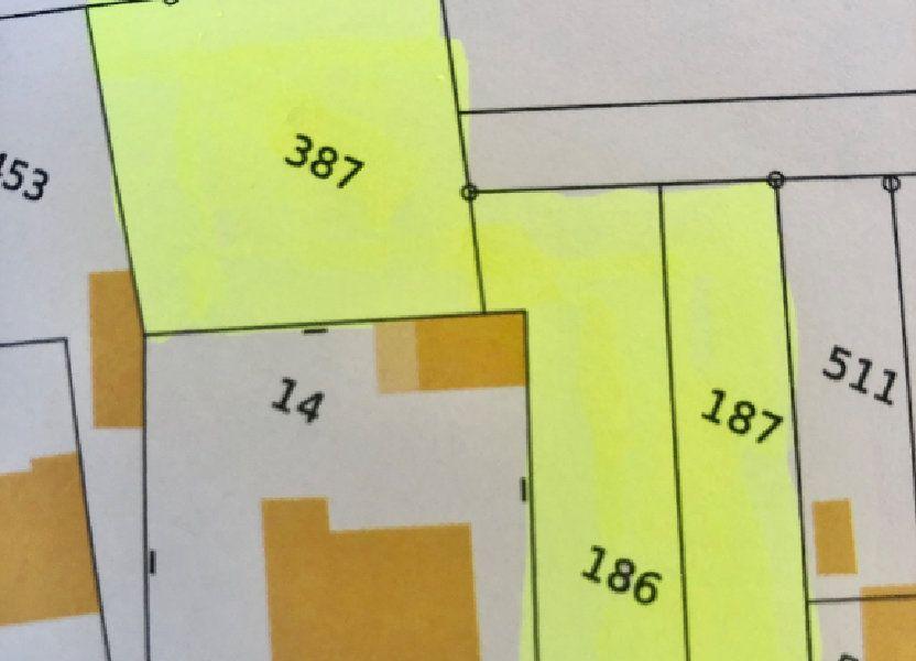 Terrain à vendre 1246m2 à Champigny-sur-Marne