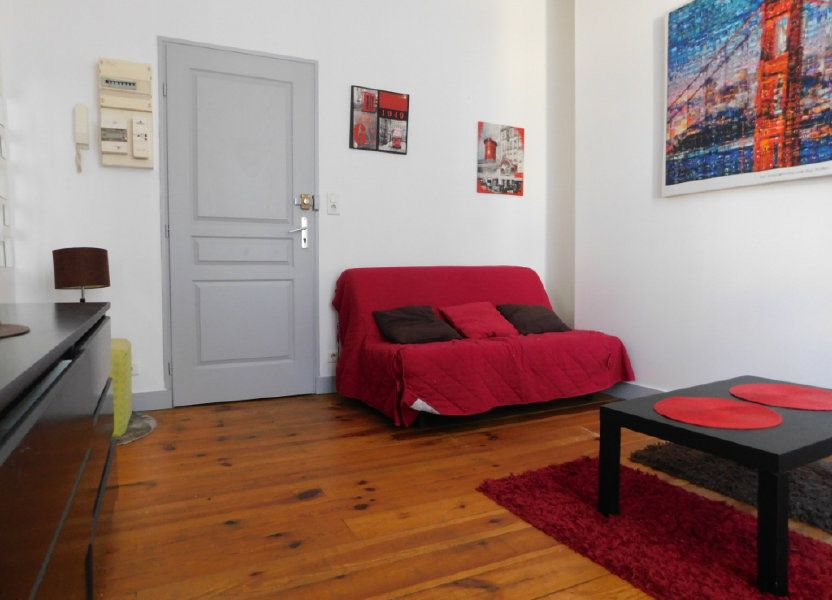 Appartement à louer 22m2 à Limoges