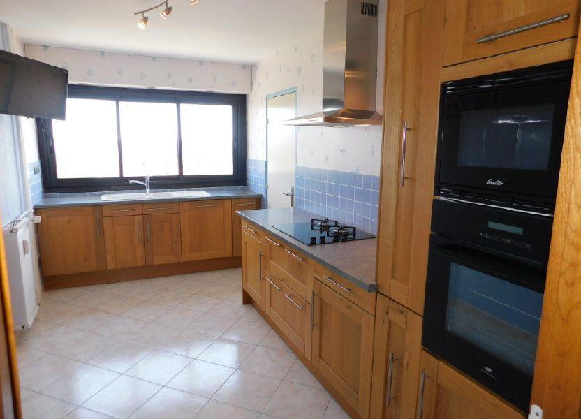 Appartement à louer 91m2 à Limoges