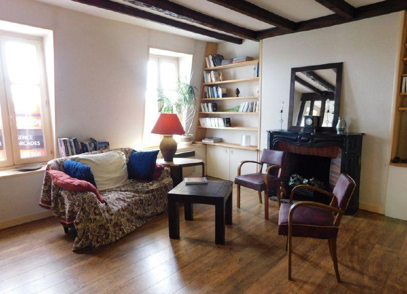 Appartement à louer 52.07m2 à Limoges