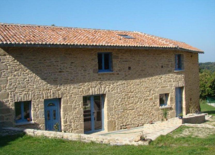 Maison à vendre 130m2 à Roussac
