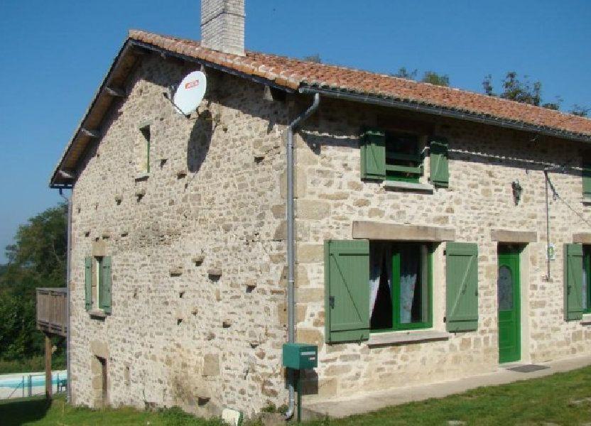 Maison à vendre 150m2 à Roussac