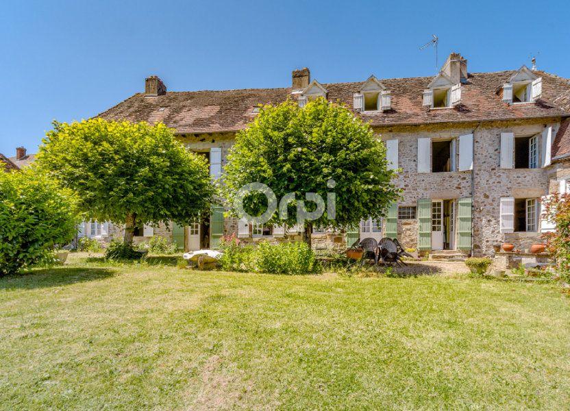 Maison à vendre 278m2 à Saint-Priest-Ligoure