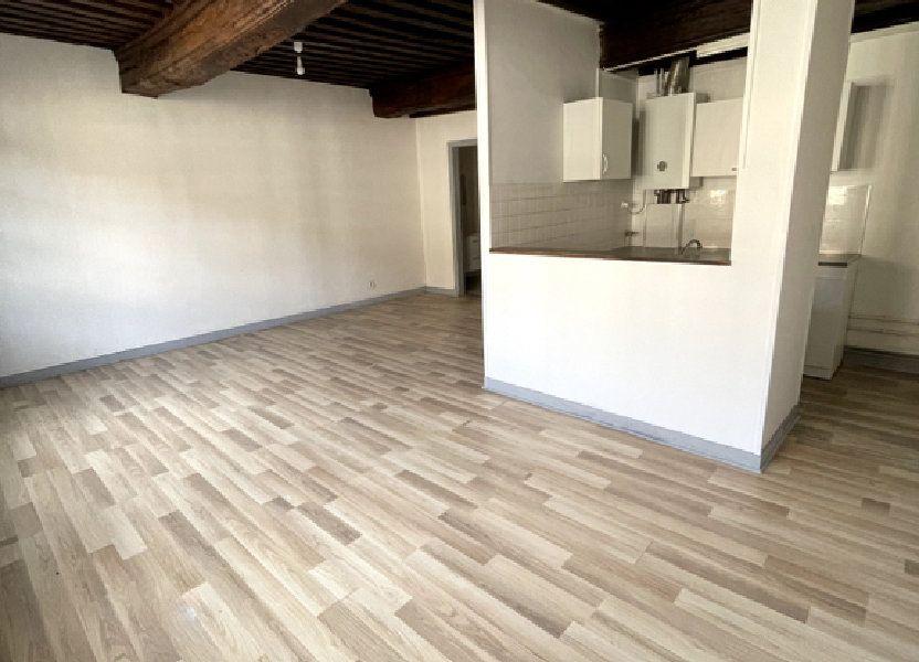 Appartement à louer 35.36m2 à Limoges