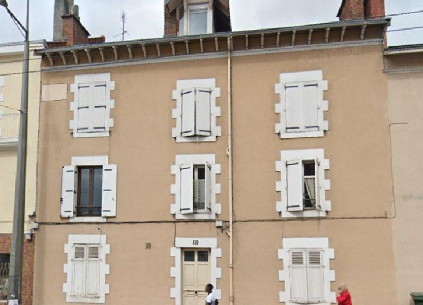 Appartement à vendre 40m2 à Limoges