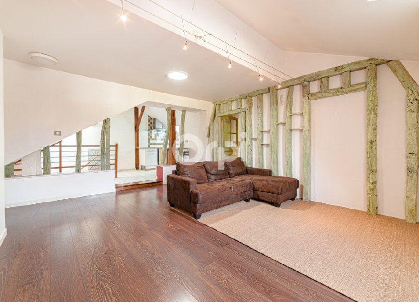 Appartement à vendre 73m2 à Limoges