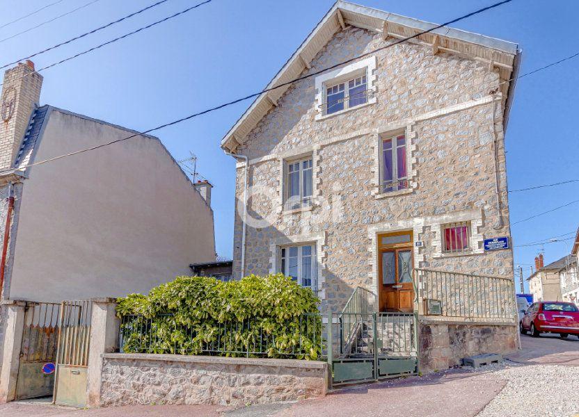 Maison à vendre 107.87m2 à Limoges
