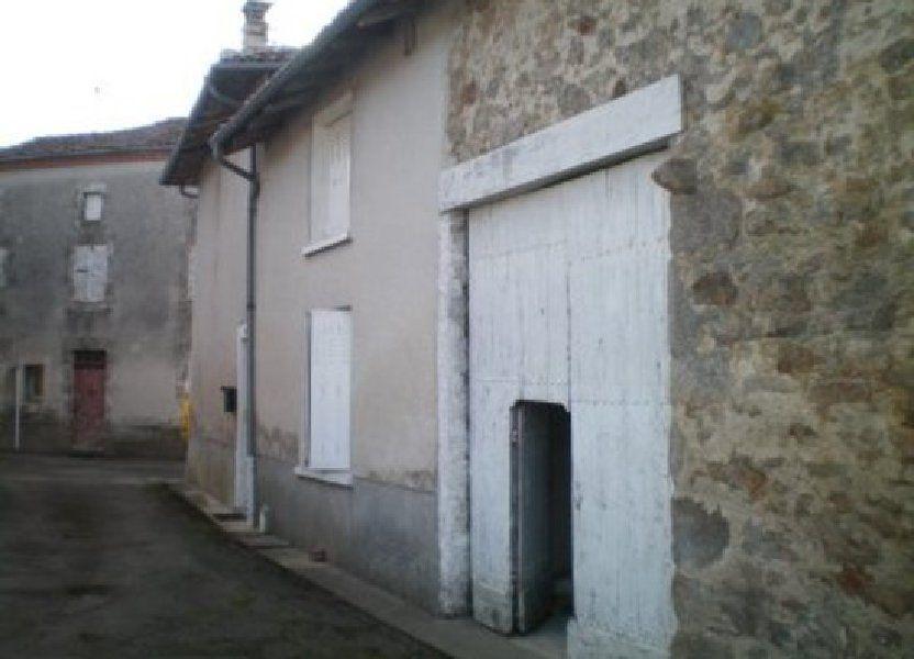 Maison à vendre 70m2 à Cognac-la-Forêt