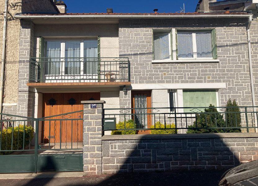 Maison à vendre 100.45m2 à Limoges