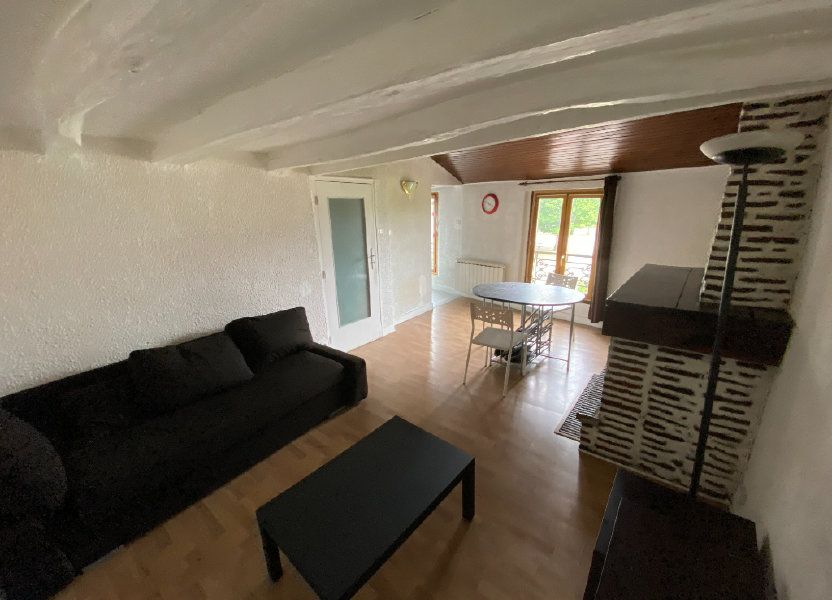 Appartement à louer 37m2 à Limoges