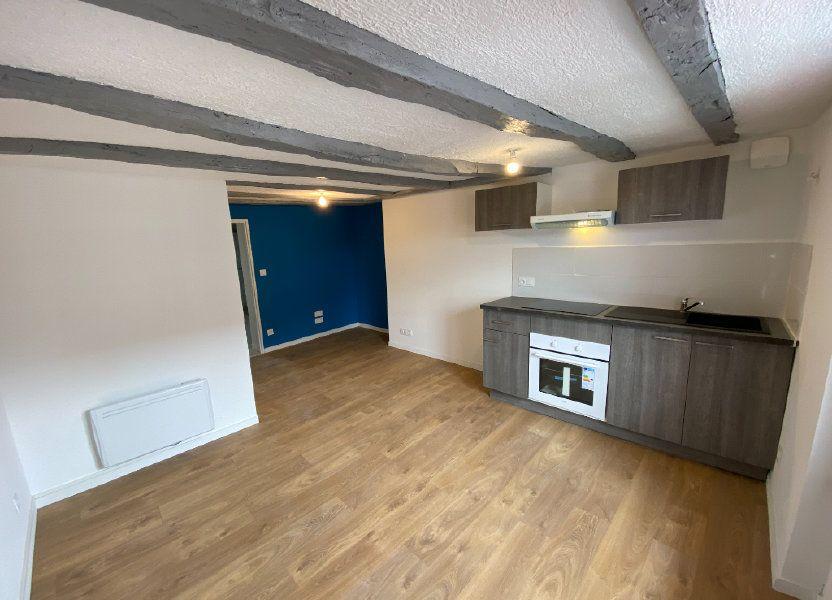 Appartement à louer 38.02m2 à Limoges