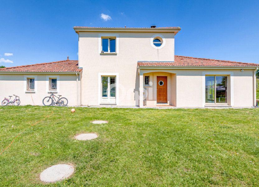 Maison à vendre 127.22m2 à Jourgnac