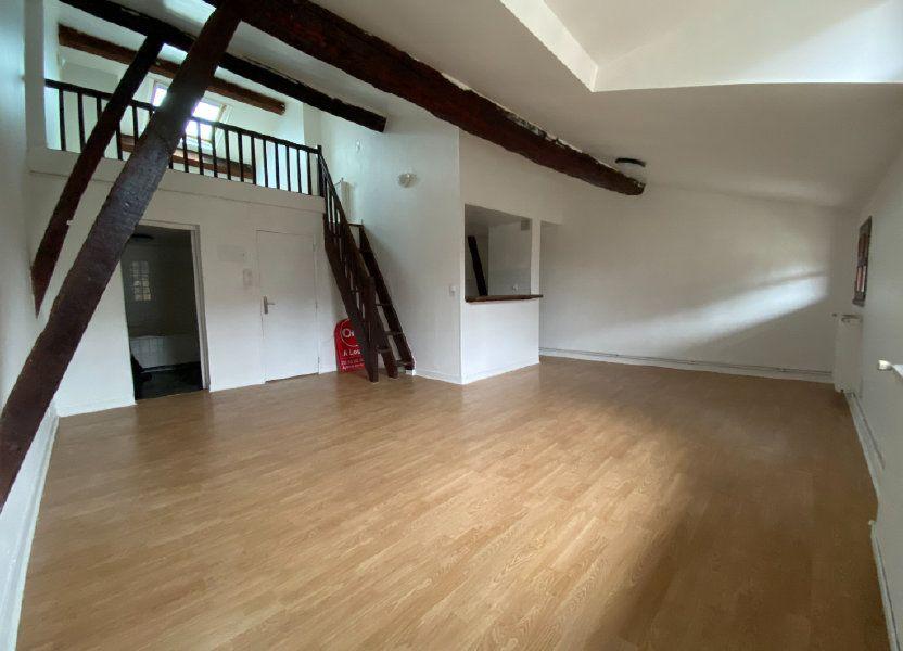Appartement à louer 49m2 à Limoges
