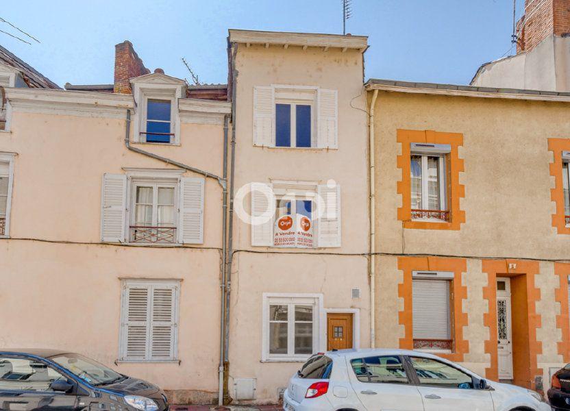 Maison à vendre 50.17m2 à Limoges