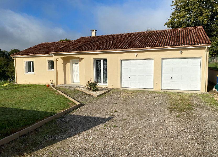 Maison à louer 100m2 à Boisseuil