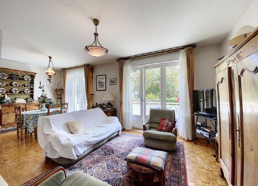 Appartement à vendre 74.72m2 à Lorient