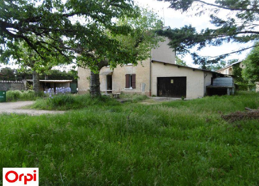 Maison à vendre 105m2 à Beaurepaire
