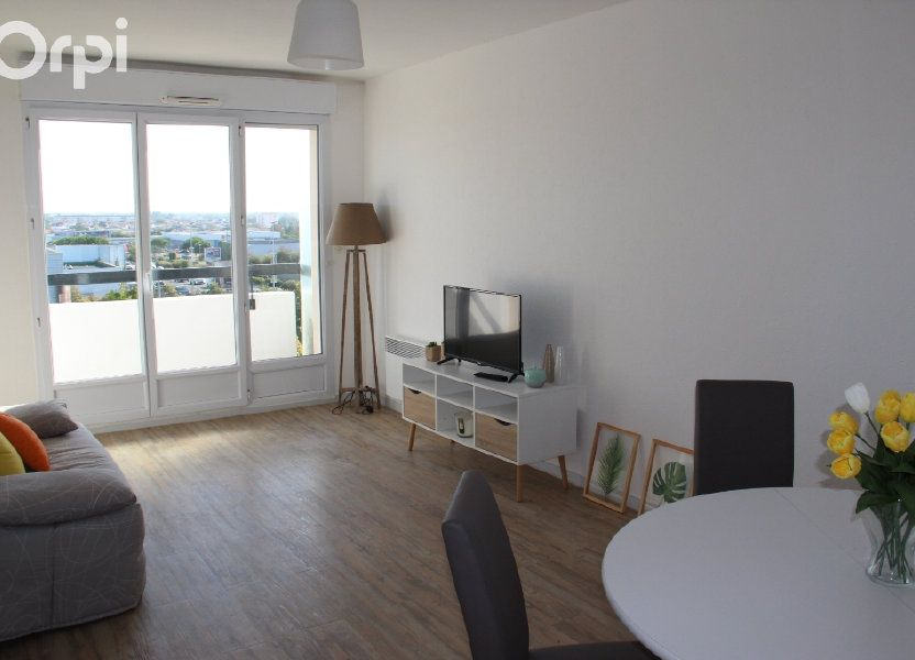 Appartement à louer 43m2 à Lagord