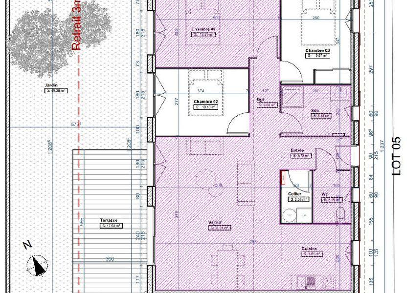 Maison à vendre 90.86m2 à Fouras