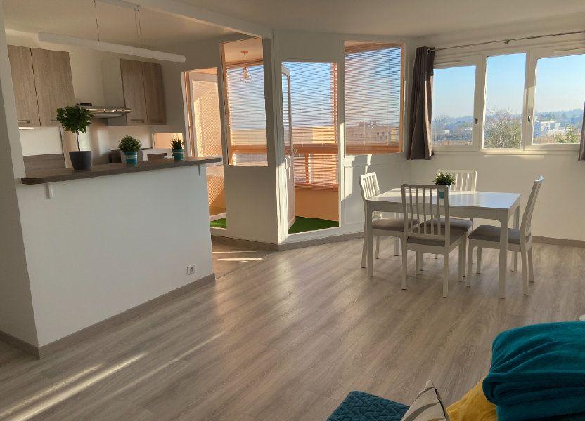 Appartement à louer 53.52m2 à Champs-sur-Marne