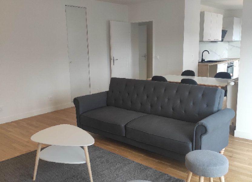 Appartement à louer 67.2m2 à Chessy