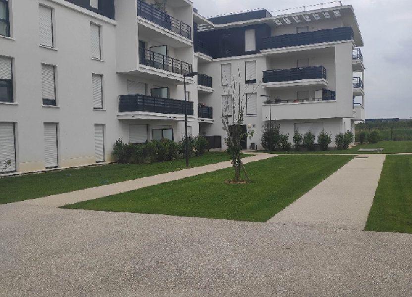 Appartement à louer 19.04m2 à Ferrières-en-Brie