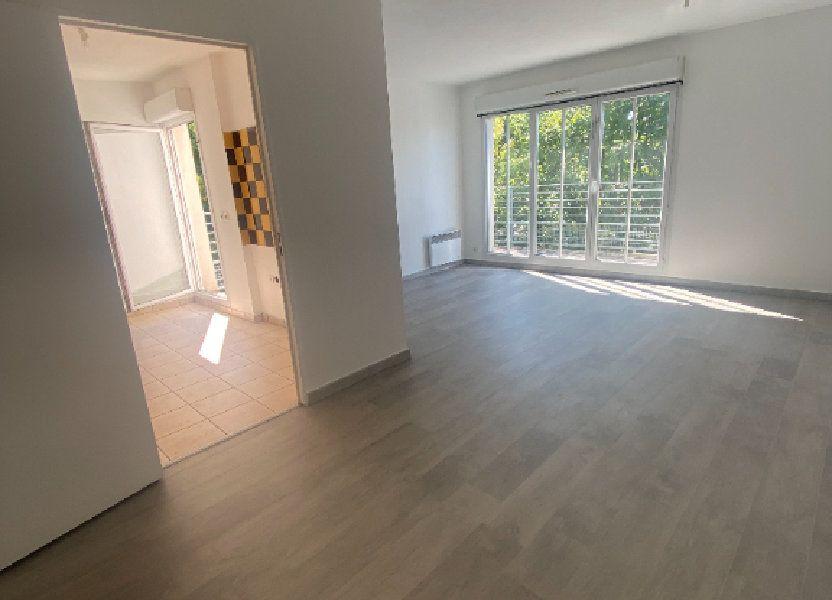 Appartement à louer 73.89m2 à Champs-sur-Marne