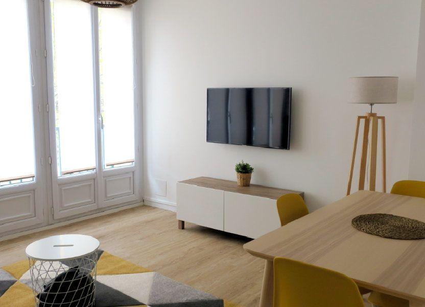 Appartement à louer 10.58m2 à Vénissieux