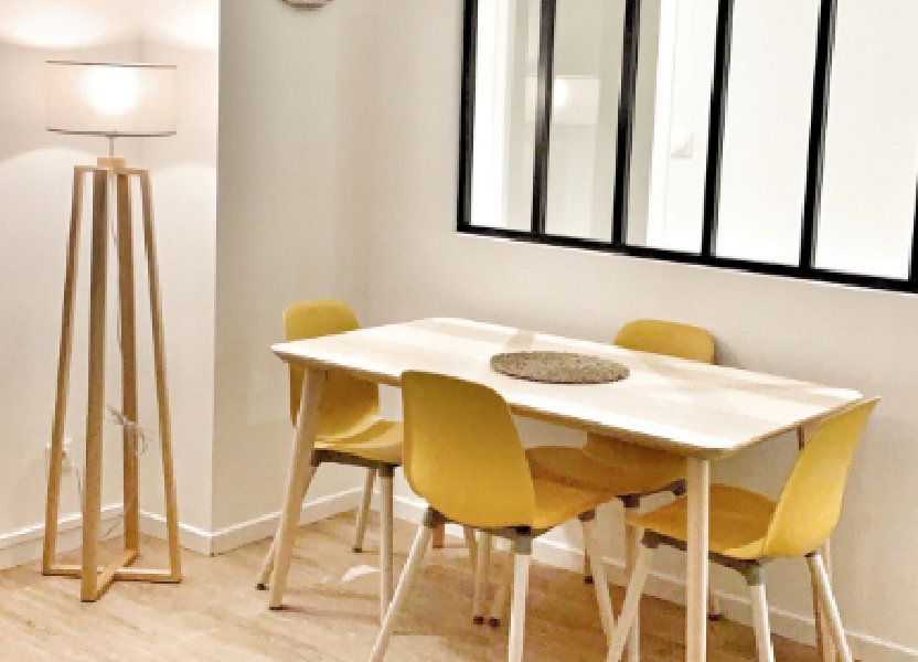 Appartement à louer 10.78m2 à Vénissieux