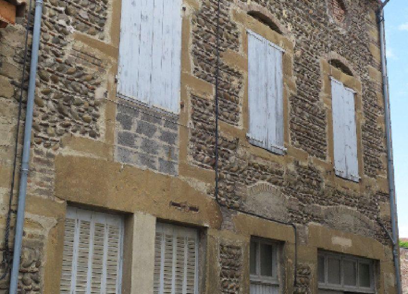 Maison à vendre 75m2 à Beaurepaire