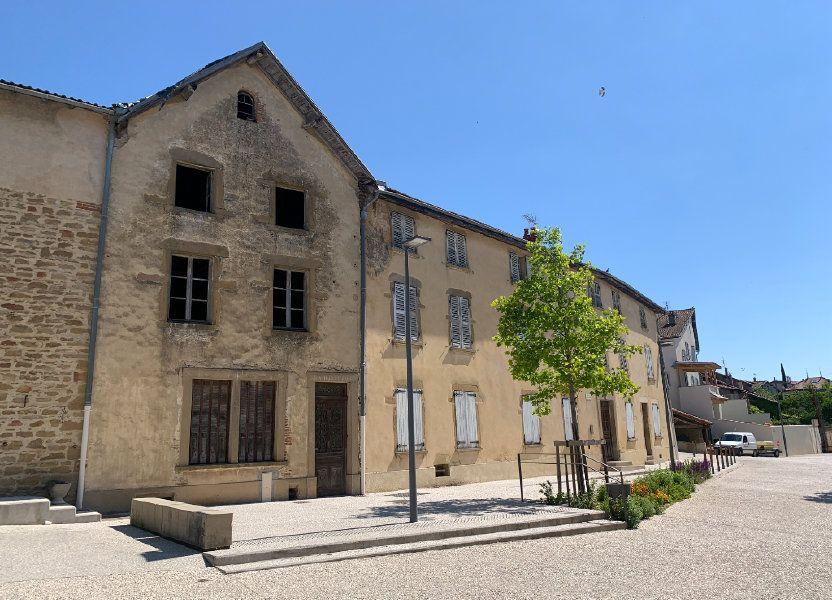 Maison à vendre 100m2 à Revel-Tourdan