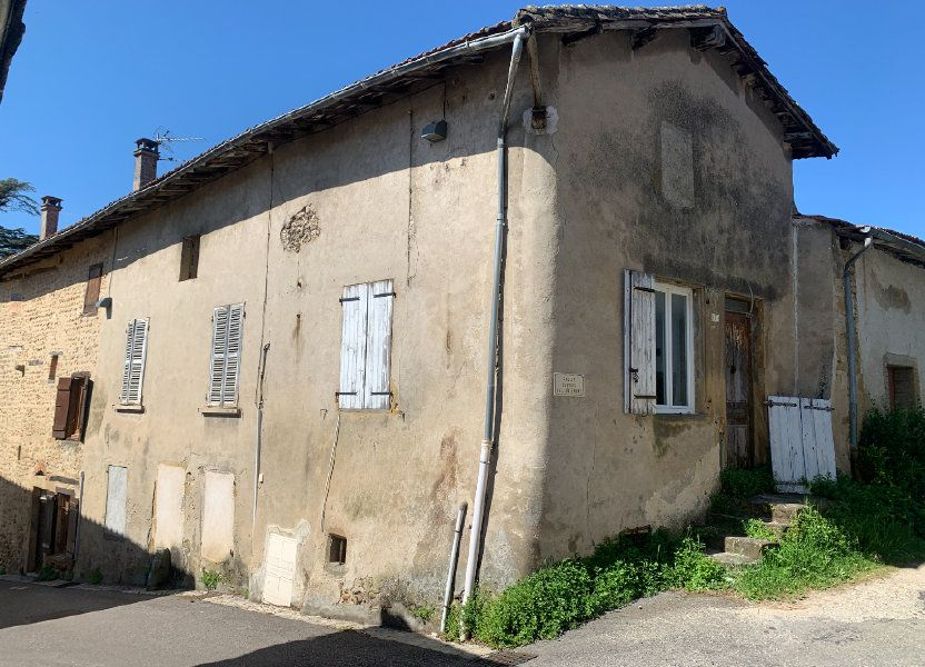 Maison à vendre 80m2 à Revel-Tourdan