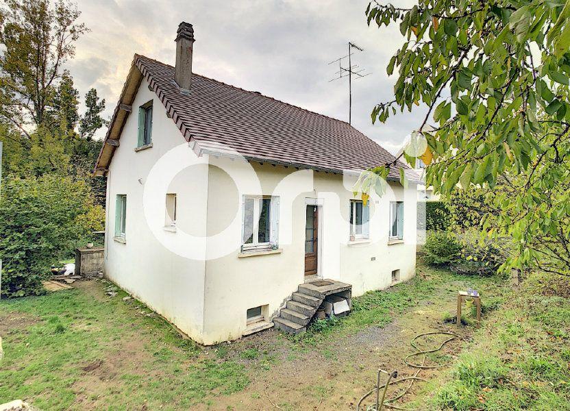 Maison à vendre 70m2 à Fresnoy-la-Rivière