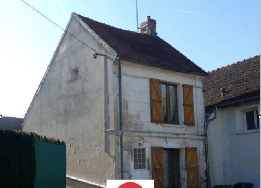 Maison à vendre 100m2 à Mareuil-sur-Ourcq