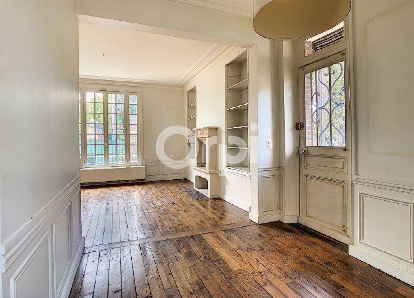 Maison à vendre 100m2 à Crépy-en-Valois