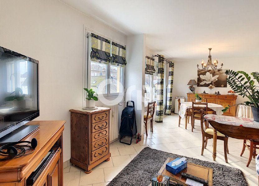 Appartement à vendre 62.23m2 à Crépy-en-Valois