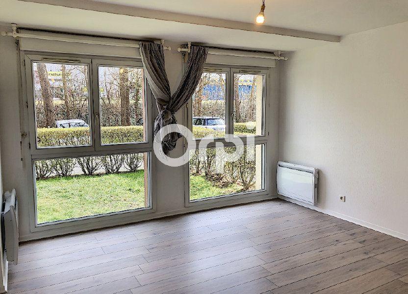 Appartement à louer 29.05m2 à Senlis